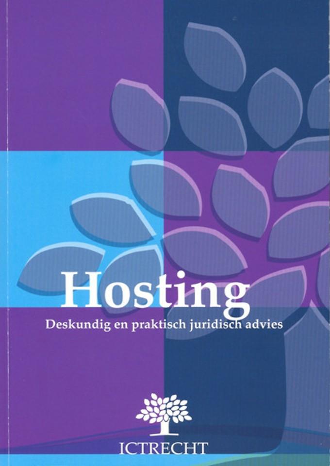 Hosting: Deskundig en praktisch juridisch advies