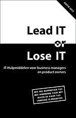 Lead IT or Lose IT