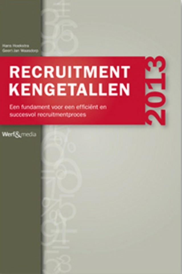 Recruitmentkengetallen 2013