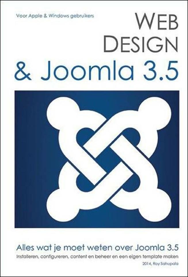 Webdesign en Joomla 3.5