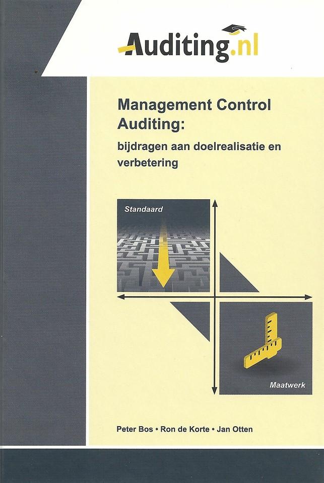 Management control auditing
