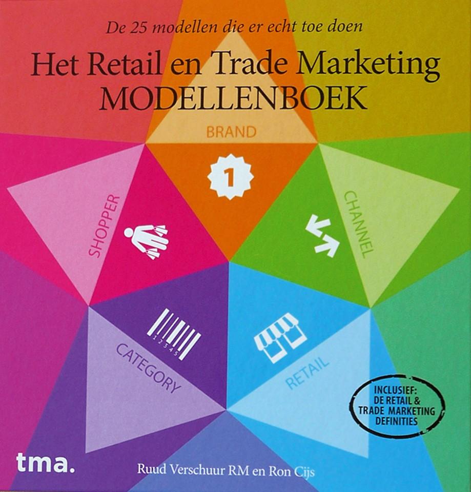 Het Retail en Trade Marketing MODELLENBOEK