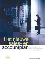 Het nieuwe sales- en accountplan