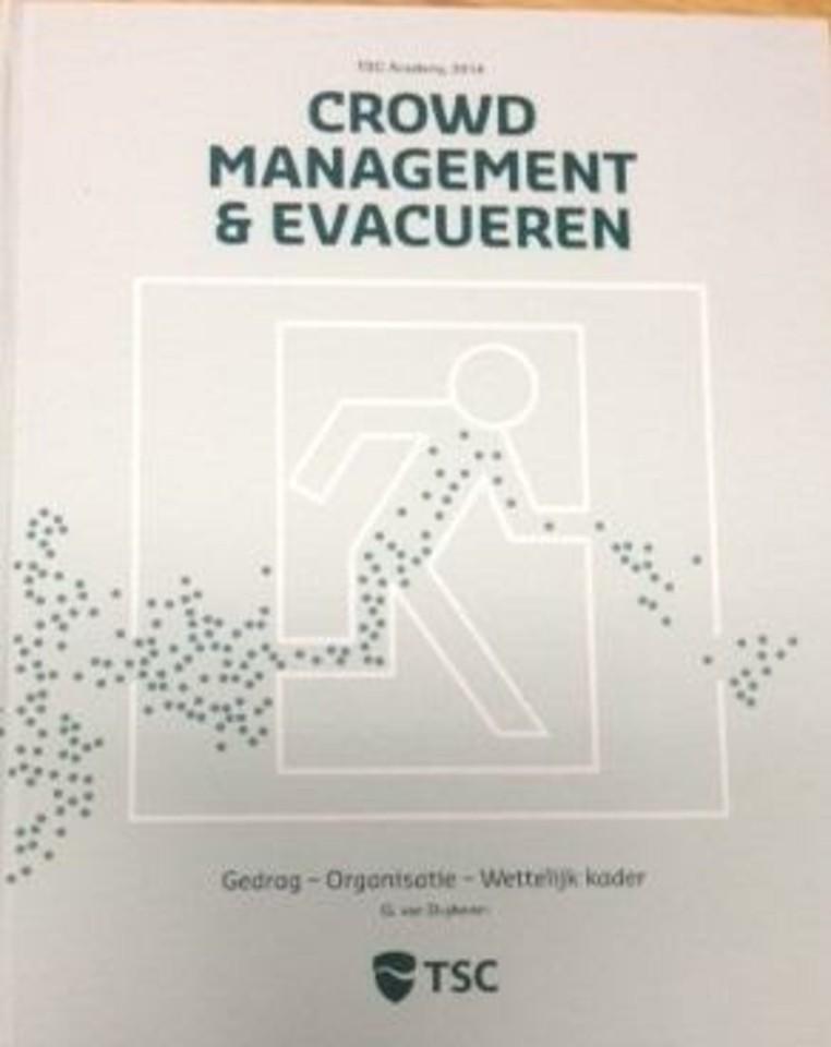 Crowd management en evacueren