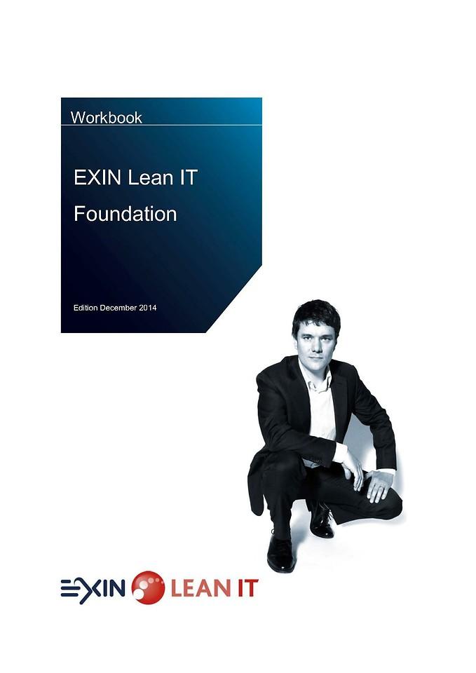 EXIN lean IT foundation