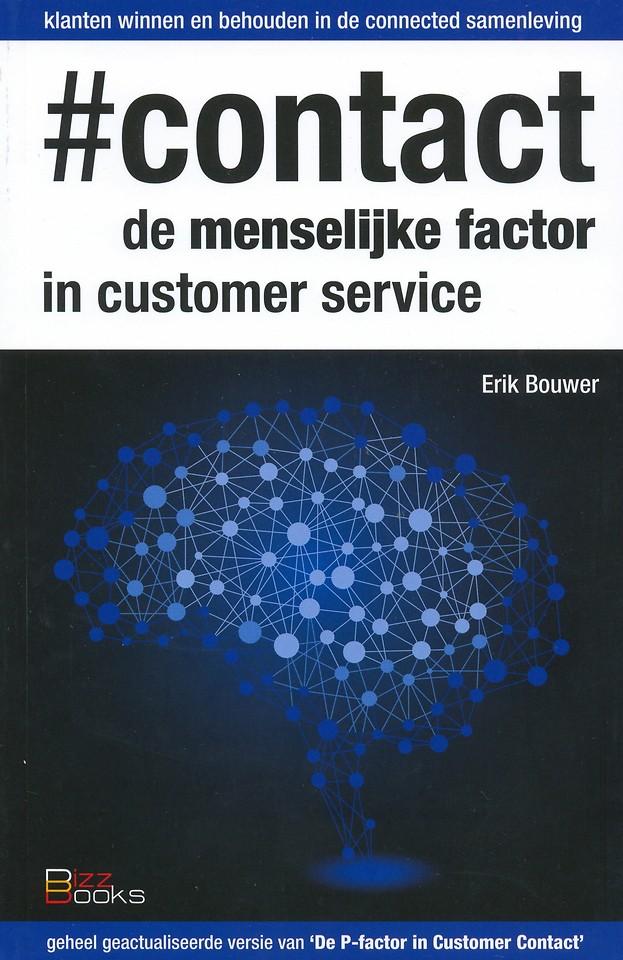 Contact - de menselijke factor in customer service