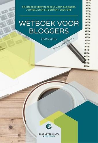 Wetboek voor Bloggers - studie-editie