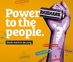 Power to the people - Sterk merk in de zorg