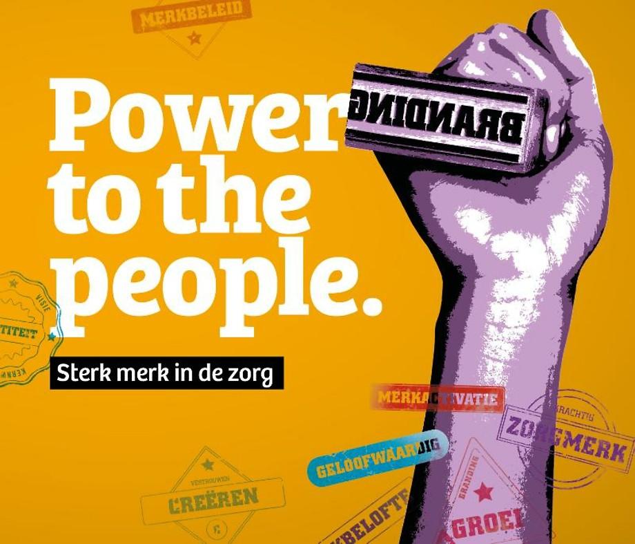 Power to the people - Sterk merk in de zorg