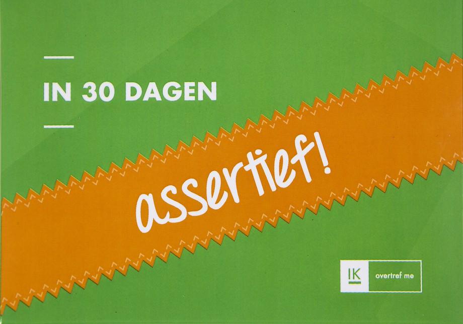 In 30 dagen assertief