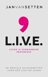 Kaft van e-book L.I.V.E. - Leven Is Verwarrend Eenvoudig