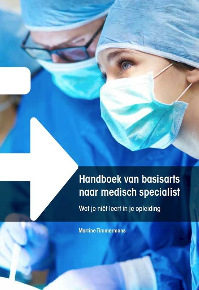 Handboek van basisarts naar medisch specialist