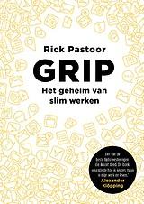 Kaft van e-book GRIP - Het geheim van slim werken
