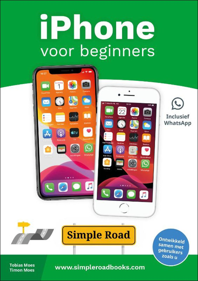iPhone voor beginners