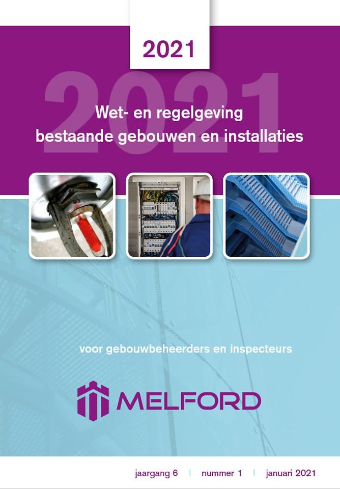Zakboek Wet- en regelgeving bestaande gebouwen en installaties 2021