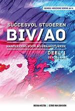 Succesvol Studeren voor BIV/AO - Handleiding voor AO-vraagstukken Deel 1