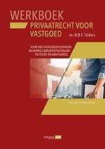 Privaatrecht voor Vastgoed-Werkboek