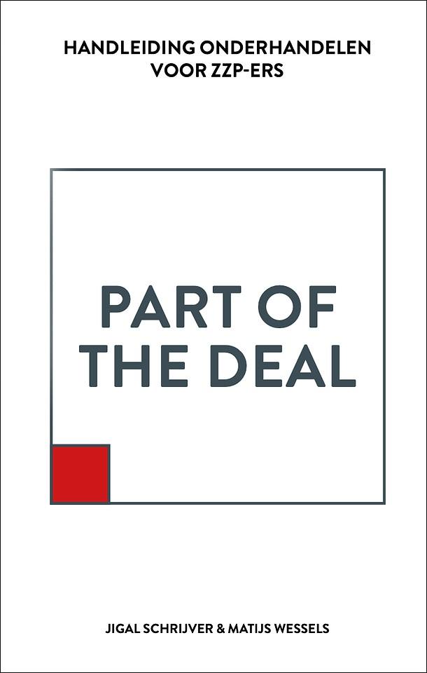 Part of the Deal - Handleiding Onderhandelen voor ZZP-ers