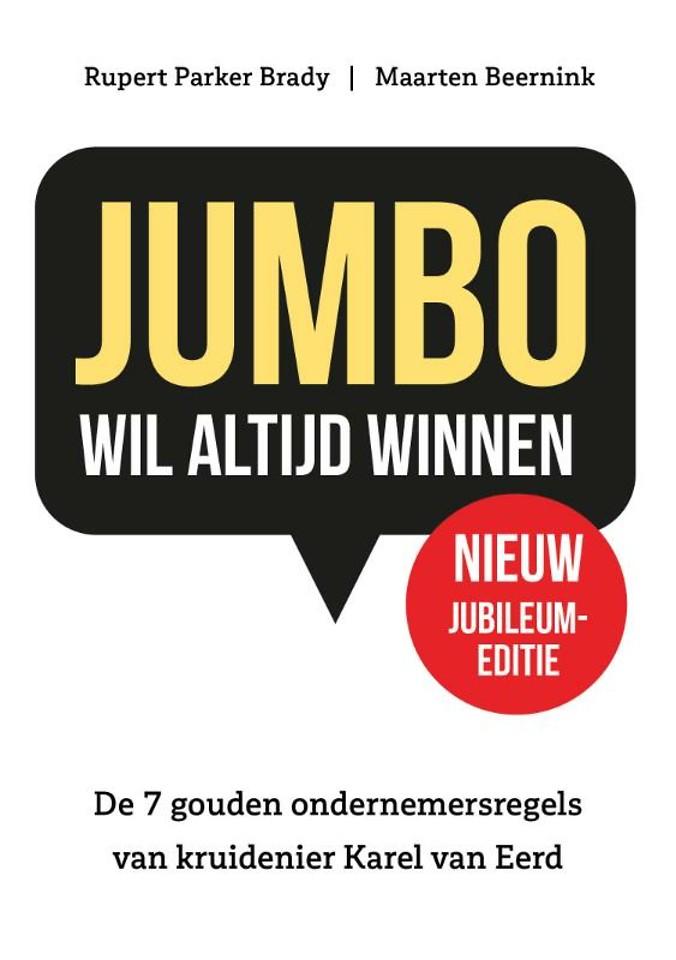 Jumbo wil altijd winnen