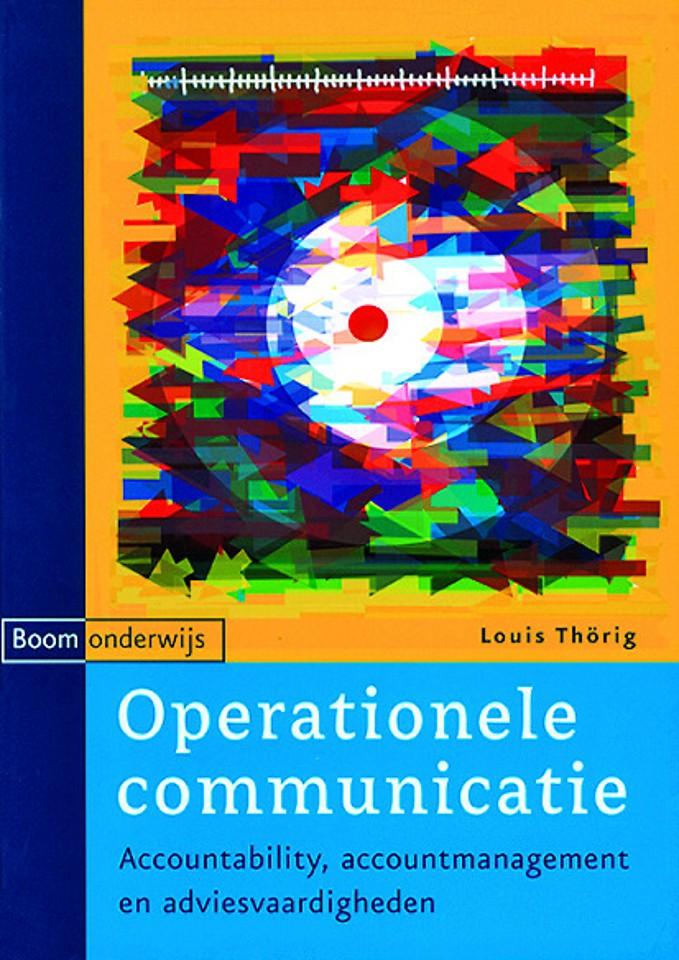 Operationele communicatie