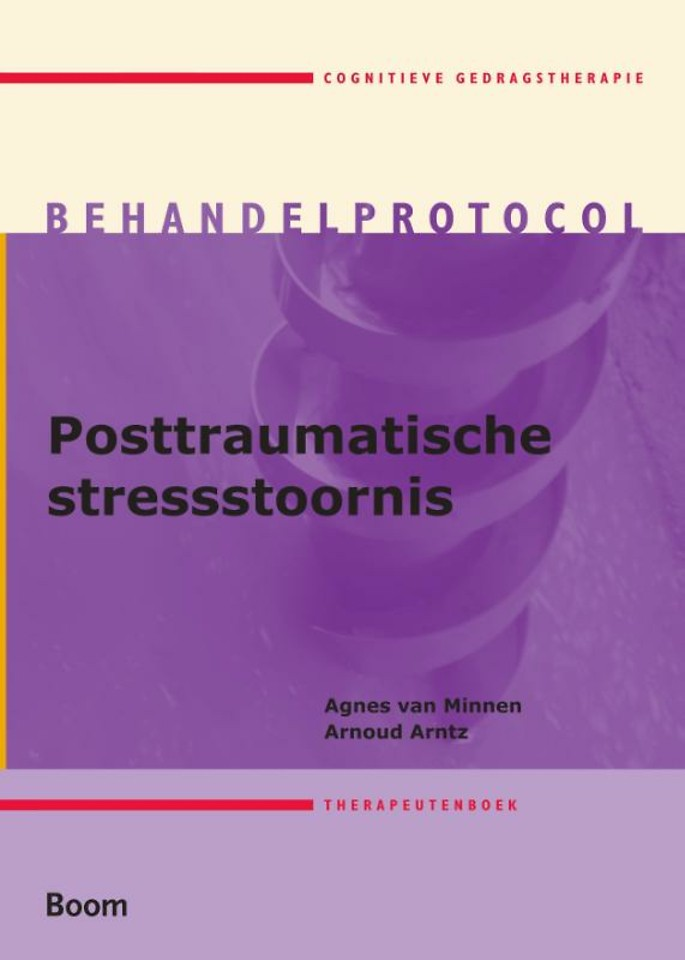 Posttraumatische stresstoornis Therapeutenboek