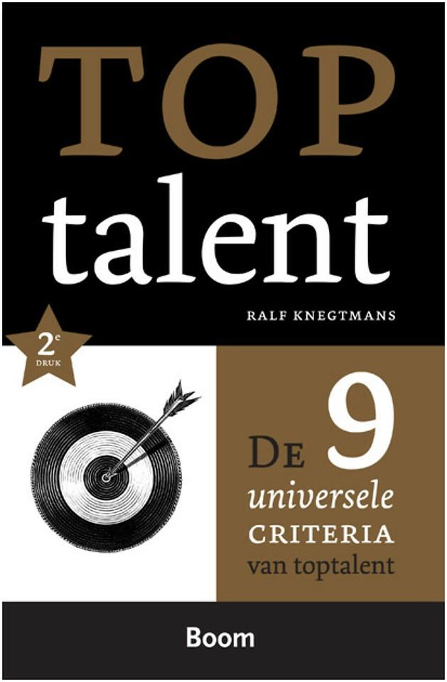 Toptalent (boek + cd)