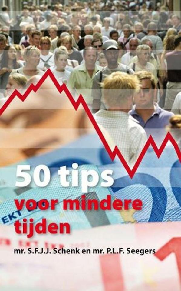 50 tips voor mindere tijden