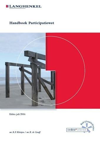Handboek participatiewet, editie juli 2016