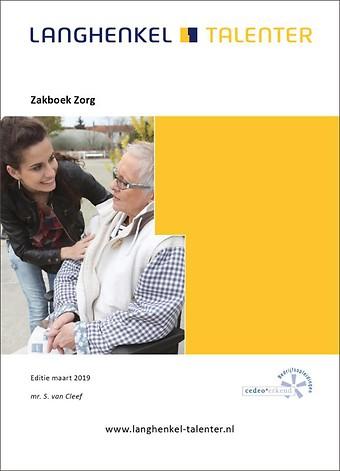 Zakboek Zorg 2019