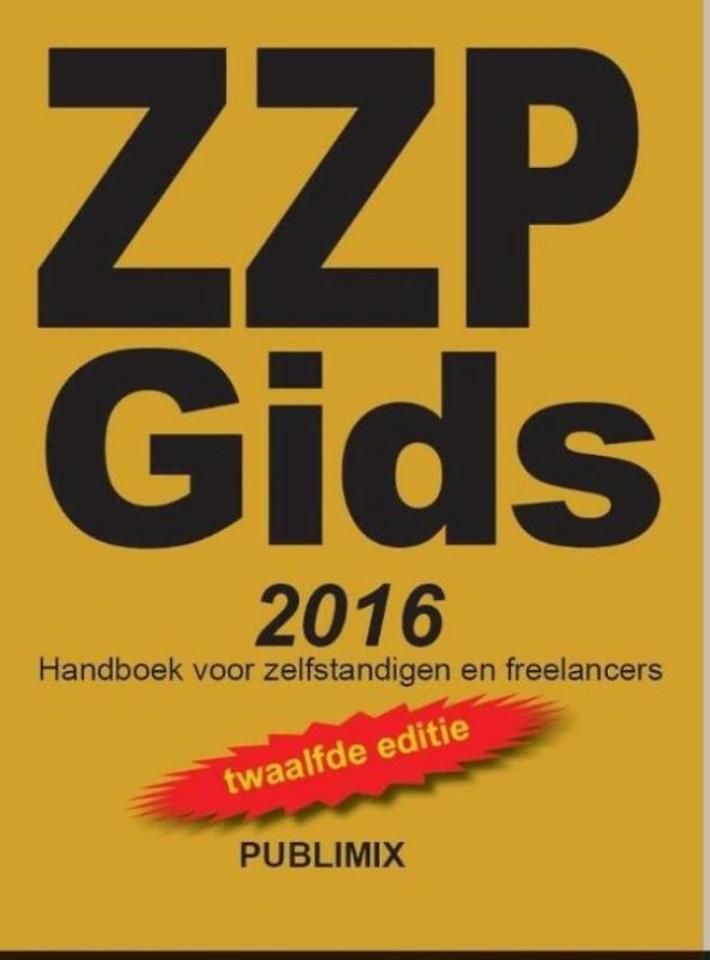 ZZP Gids 2016