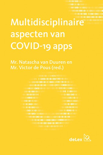 Multidisciplinaire aspecten van COVID-19 apps