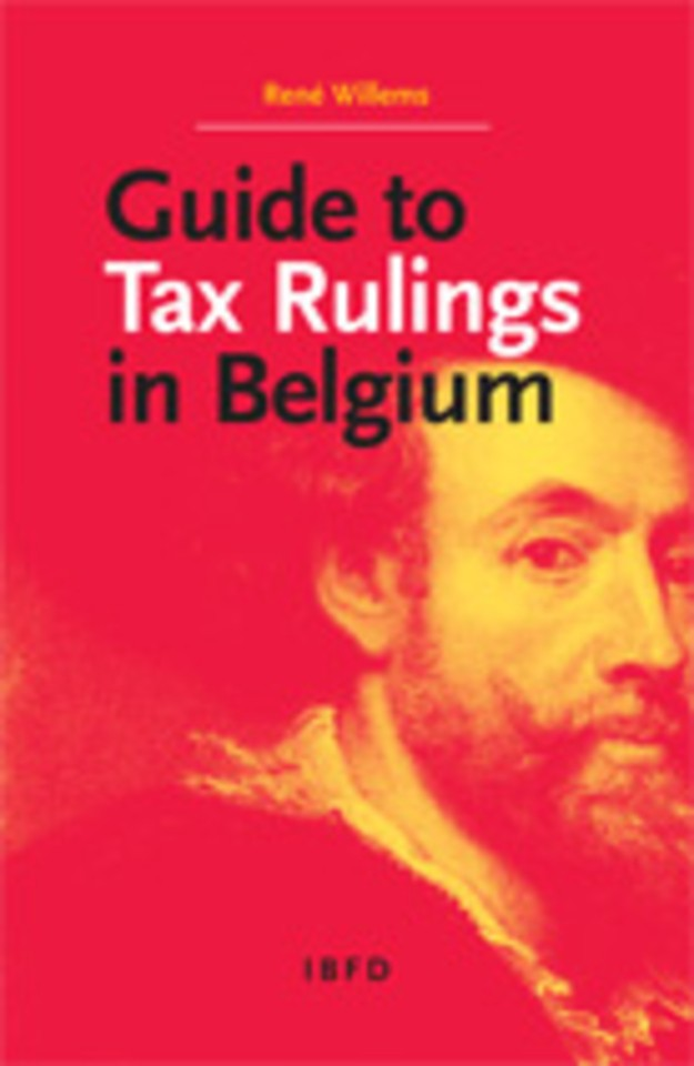 Guide to Tax Rulings in Belgium