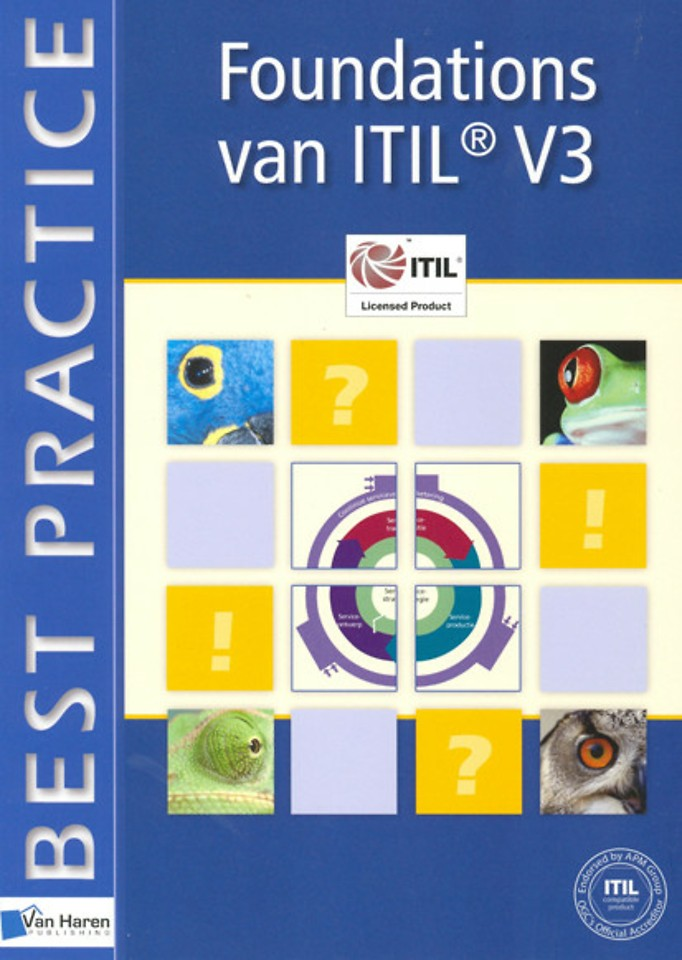 Foundations van ITIL V3