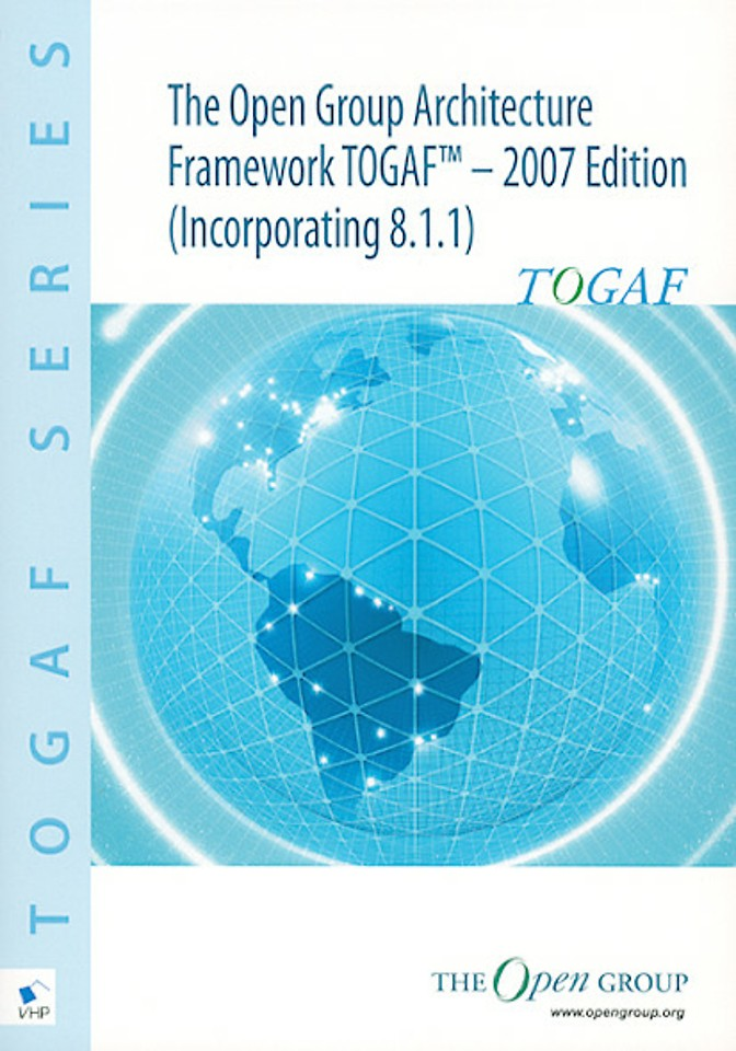 The Open Group Architecture Framework TOGAF