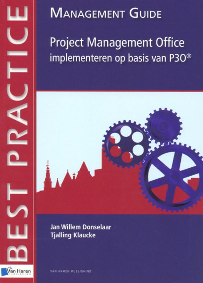 Project Management Office implementeren op basis van P3O
