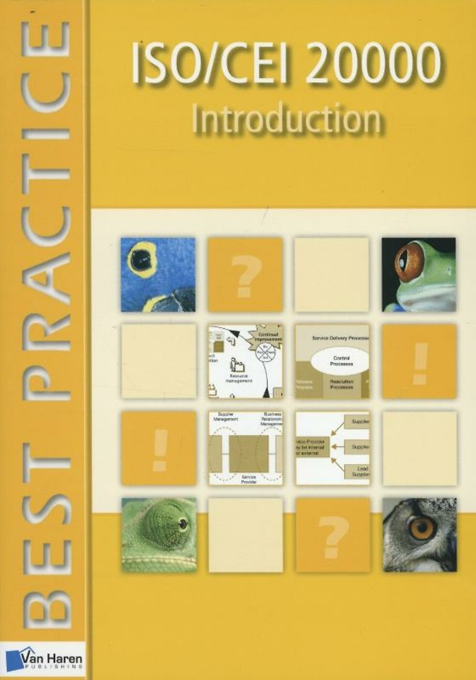ISO/CEI 20000 Introduction (franstalig)