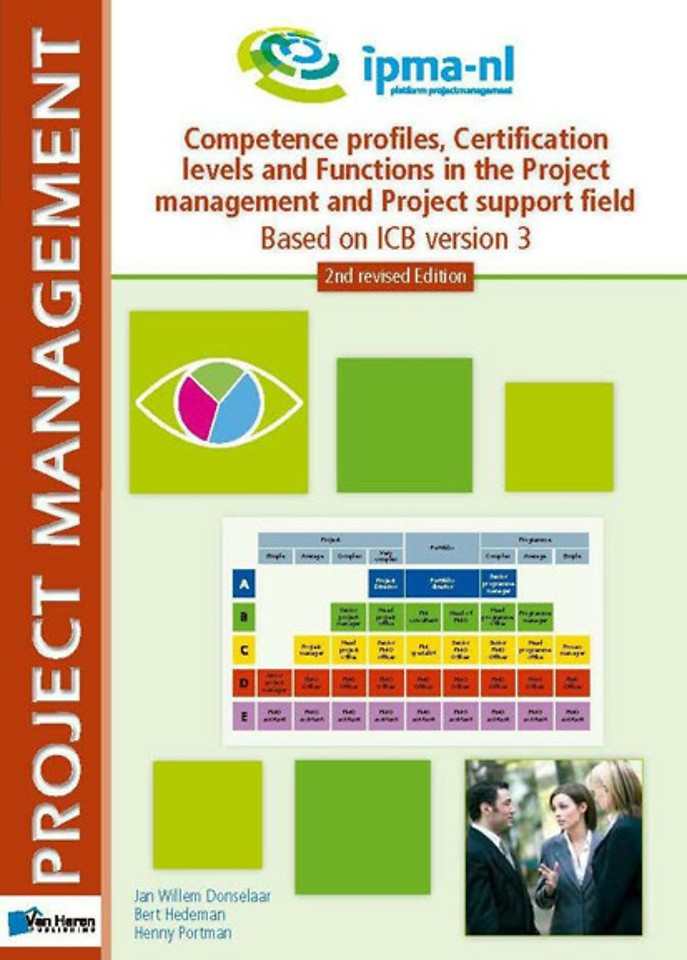 Competence profiles, Certification Levels and Functions in the Project Management and Project support field