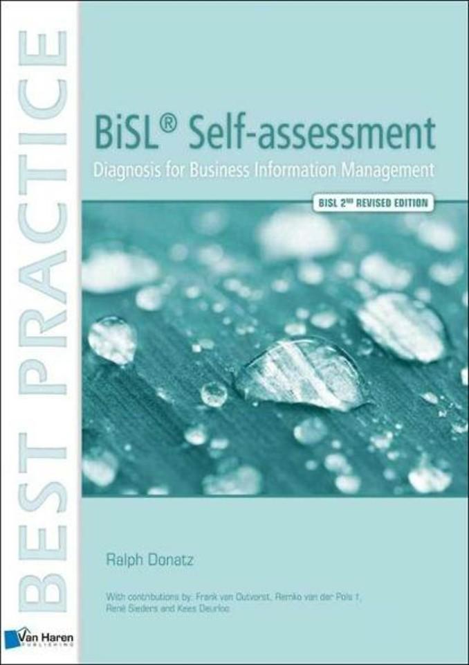 BiSL Self-assessment - Diagnosis for Business Information Management