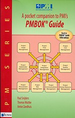A pocket companion to PMI's PMBOK Guide
