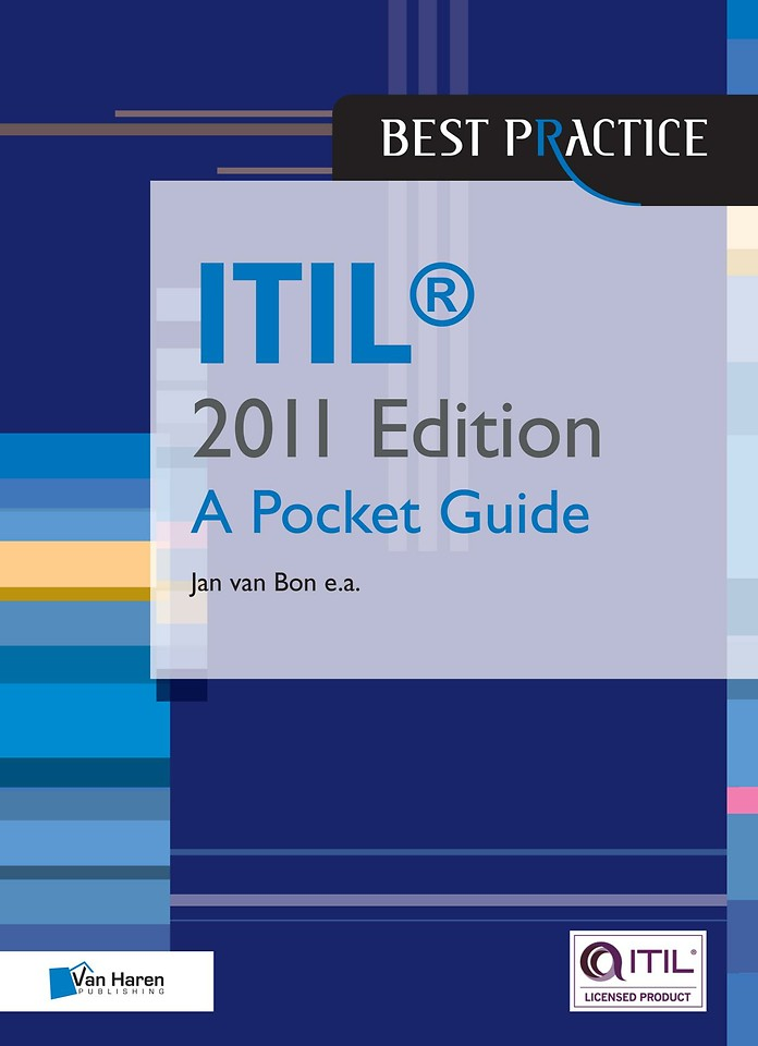 ITIL A Pocket Guide - 2011 Edition