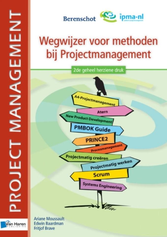 Wegwijzer voor methoden bij projectmanagement