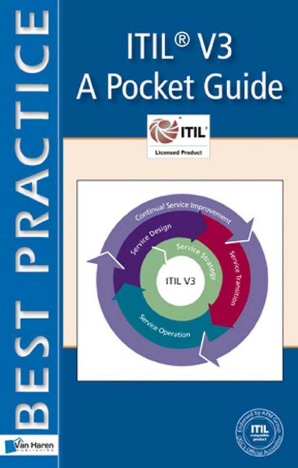 ITIL V3 - A Pocket Guide
