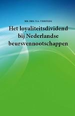 Het loyaliteitsdividend bij Nederlandse beursvennootschappen