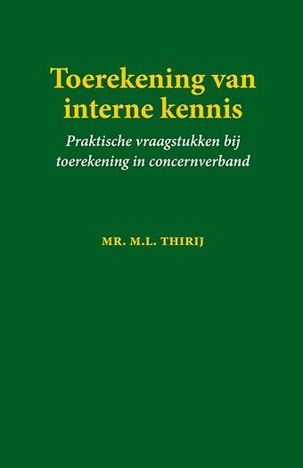 Toerekening van interne kennis