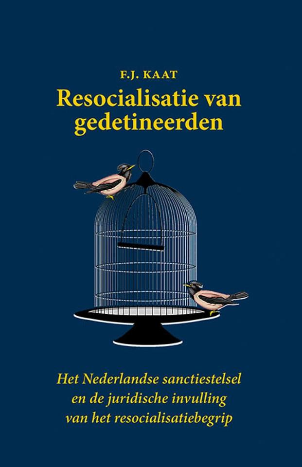 Resocialisatie van gedetineerden