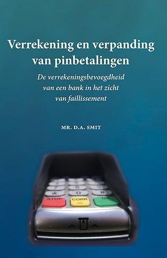 Verrekening en verpanding van pinbetalingen