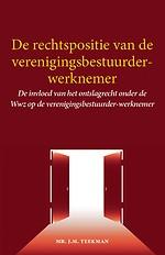 De rechtspositie van de verenigingsbestuurder-werknemer