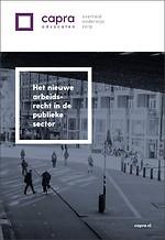 Het nieuwe arbeidsrecht in de publieke sector