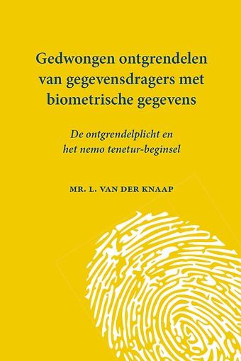 Gedwongen ontgrendelen van gegevensdragers met biometrische gegevens