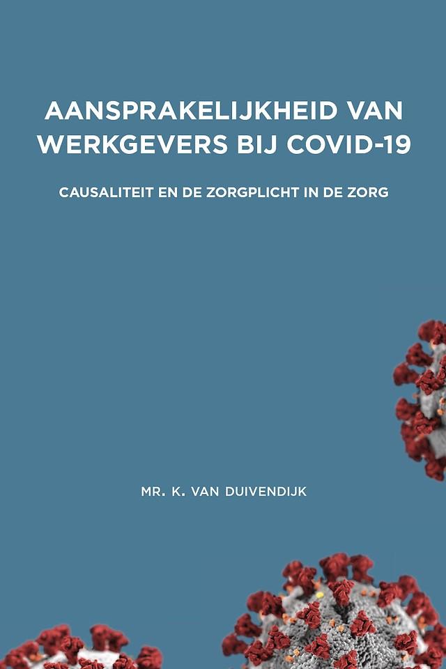 Aansprakelijkheid van werkgevers bij COVID-19